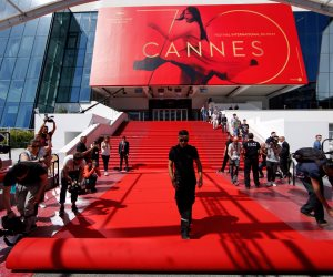 """مدينة """" كان """" تستعد لاستقبال النسخة ال 70  من مهرجان كان السينمائي الدولي"""