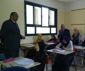 «التعليم» تنفي وضع أسئلة من الترم الأول بامتحانات نهاية العام للشهادة الإعدادية