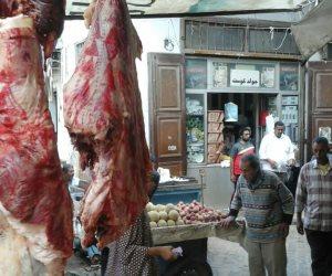 طب بيطري الدقهلية يشن حملات على المجازر ومحلات بيع اللحوم (صور)