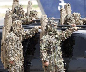 تمرين اردنى اميركى على مكافحة اسلحة الدمار الشامل