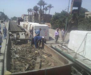 «حوادث القطارات».. صداع في رأس وزارة النقل والمواصلات (تايم لاين)