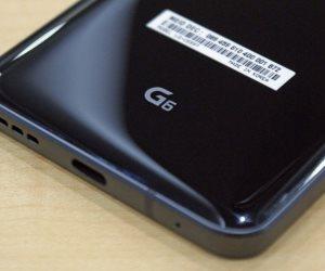 احتفالا بعيد الحب.. إل جى تطلق نسخة جديدة من الهاتف الذكى LG G6 باللون الروز