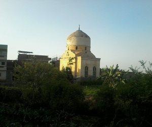ضريح عباس بن مرداس بالغربية ينتظر اهتمام «الآثار» (صور)