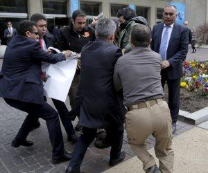 «أزمة الحرس» تصل إلى الدبلوماسية الأمريكية في تركيا