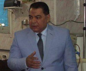 نقل إيمان منصور مريضة السمنة المفرطة من دار المسنين لمستشفى الأحرار في الشرقية