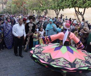 اليوم.. الآثار تنظم مهرجانا تراثيا في شارع المعز
