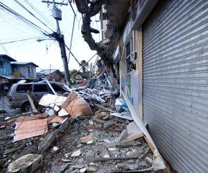 زلزالان يضربان تركيا في يوم واحد وحدوث خسائر
