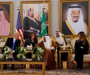 صفقات أسلحة بين أمريكا والسعودية بقيمة 350 مليار دولار
