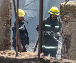 دراسة: تلوث الهواء في مراكز الإطفاء قد يعرض رجال الإطفاء للسرطان