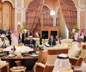 التسريبات تلاحق «ترامب» في السعودية.. والإرهاب ومحاربة داعش محور كلمته في قمة الرياض