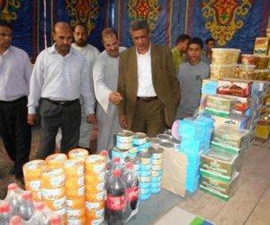 افتتاح معرض «أهلا رمضان» في سوهاج  (صور)