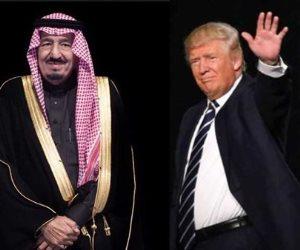 الولايات المتحدة والسعودية توقعان اتفاقيات بقيمة 460 مليار دولار