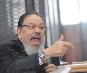 حبس منتصر الزيات 3 سنوات في تهمة إهانة القضاة