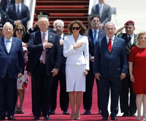 رحلة ترامب لتل أبيب.. هل تحقق السلام وحلم نتنياهو بالسفر إلى السعودية؟