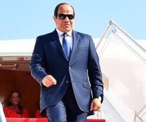 الرئيس السيسي يتوجه إلى ألمانيا للمشاركة في قمة العشرين