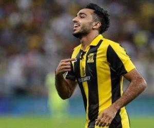 كهربا يحرز ثانى أهدافه في الدوري السعودي امام الفيحاء (فيديو)