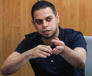 رغم قرار مجلس الإدارة .. كريم حسن شحاتة: مستمر فى عملى بقناة الزمالك