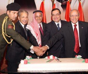 سفارة الأردن بالقاهرة تحتفل بالعيد الوطني الـ71 لاستقلال المملكة