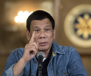 الرئيس الفلبيني: لم أطلب دعما أمريكيا لفك حصار ماراوي