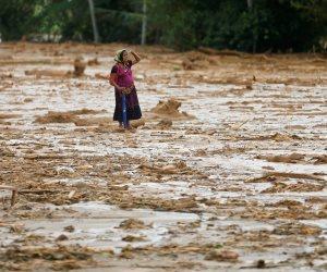 فيضانات غزيرة في أستراليا.. وصعوبات في عبور الطرق