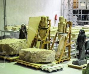 االأثار تبحث الميعاد المناسب لافتتاح المتحف الكبير ابريل القادم