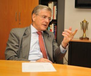 سفير ألمانيا بالقاهرة.. بفضل الإصلاحات الاقتصادية نفذنا مشروعات مع مصر بـ 1.7 مليار دولار