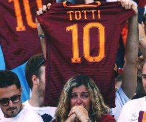 «شكرًا توتي».. شوبير يمدح «ملك روما» في ليلة وداعه