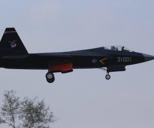 الصين: مقاتلاتنا لم تعترض طائرة مراقبة أمريكية وإنما كانت تتحقق من هويتها