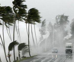 روسيا تصدر إنذار مع اقتراب إعصار من جزر الكوريل