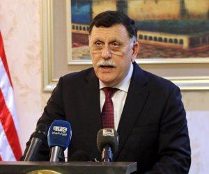 """اشتباكت طرابلس المسلحة تسدل الستار على حكومة السراج؟.. هل سقطت شرعية """"الوفاق""""؟"""