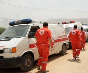 الصليب الأحمر: أكثر من نصف مليون سوري لا يحصلون على خدمات طبية