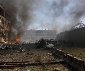 السفارة الأمريكية فى أفغانستان تدين تفجيرى كابول
