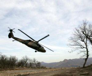 حزب العمال الكردستاني يعلن اسقاط مروحية عسكرية تركية تحطمت الأربعاء