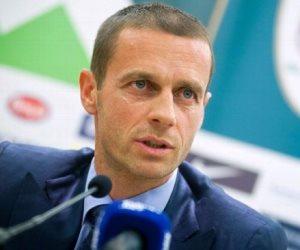 يويفا يقرر تأجيل أمم أوروبا إلى صيف 2021