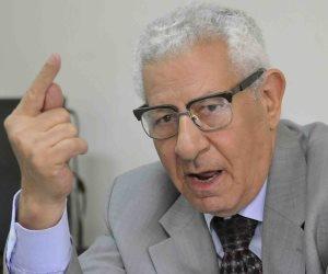 مكرم محمد: 250 ألف جنيه غرامة الألفاظ المسيئة في الأعمال الفنية