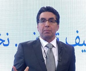 النبطشي «محمد ناصر».. فشل في الفن فباع نفسه لشياطين الإخوان لتحقيق الثراء