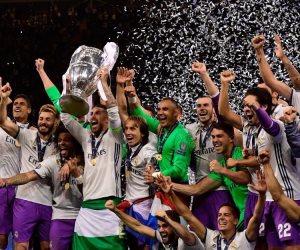 كيف علق نجوم الرياضة المصرية علي فوز ريال مدريد بدوري الأبطال