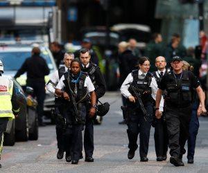 أعمال عنف وشغب خلال مظاهرة في لندن ضد الشرطة البريطانية (فيديو)