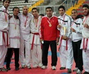 فوز الشريف وعبد الرحمن في تصفيات المنتخب الأوليمبي للكاراتيه