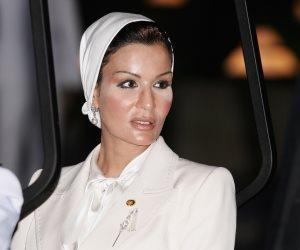 «موزة» تواصل أعمالها المشبوهة بدعم الإرهاب والمتاجرة بالنساء السوريات