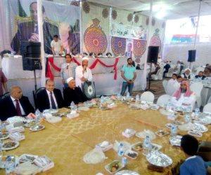 محافظ مطروح ومدير الأمن يحييان ذكرى انتصارات العاشر من رمضان (فيديو وصور)