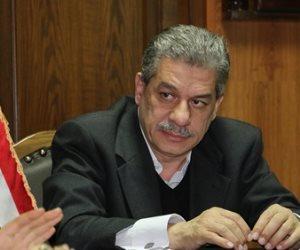 رئيس جامعة بنى سويف يتفقد مبنى الإدارة: مكتبي مفتوح أمام الجميع