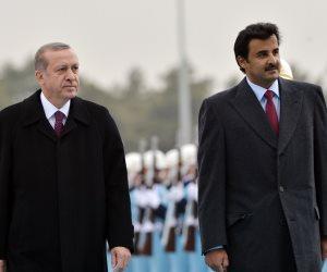 ماذا دار في لقاء أردوغان وتميم؟.. ملفات وقضايا تعزز الإرهاب