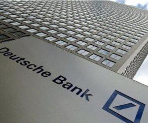 «دويتشة بنك» يتوقع ارتفاع نمو الاقتصاد المصري