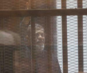 """محكمة جنايات القاهرة تؤجل محاكمة مرسي وآخرين في """"التخابر مع حماس"""""""