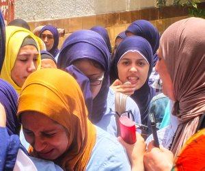 حالات إغماء في المنيا بسبب امتحان فيزياء الثانوية العامة