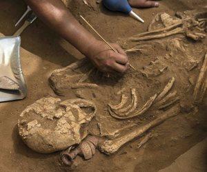 مصرع عامل في حفرة أثناء التنقيب عن الآثار بالبحيرة