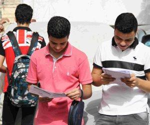 566 طالبا وطالبة يسجلون غياب في امتحانات الثانوية العامة بالأقصر