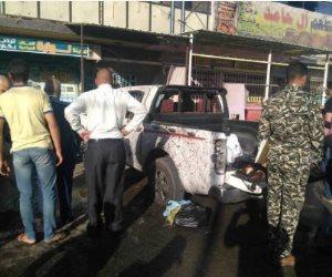 تفاصيل تفجير انتحاري في مدينة كربلاء العراقية (صور)