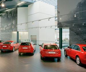 انخفاض مبيعات السيارات الجديدة فى بريطانيا